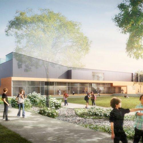 Atelier Rivat - Construction d'un Complexe Sportif