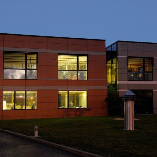 Atelier Rivat - Construction de bureaux BBC - AEX & Co