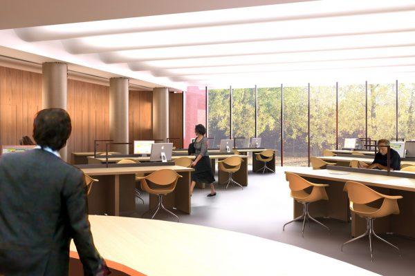 Atelier Rivat - Extension et Restructuration des Archives Départementales de la Loire