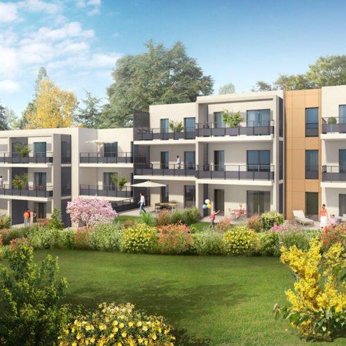 Le Parc D'Honoré-Construction de 45 logements-Andrézieux Bouthéon-Atelier Rivat