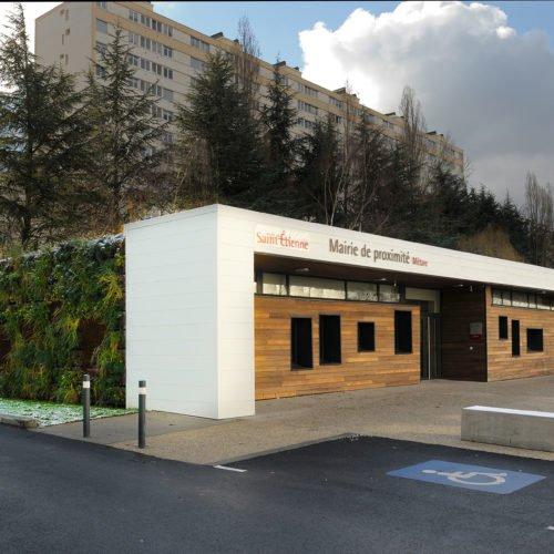 Atelier Rivat Mairie de la Métare
