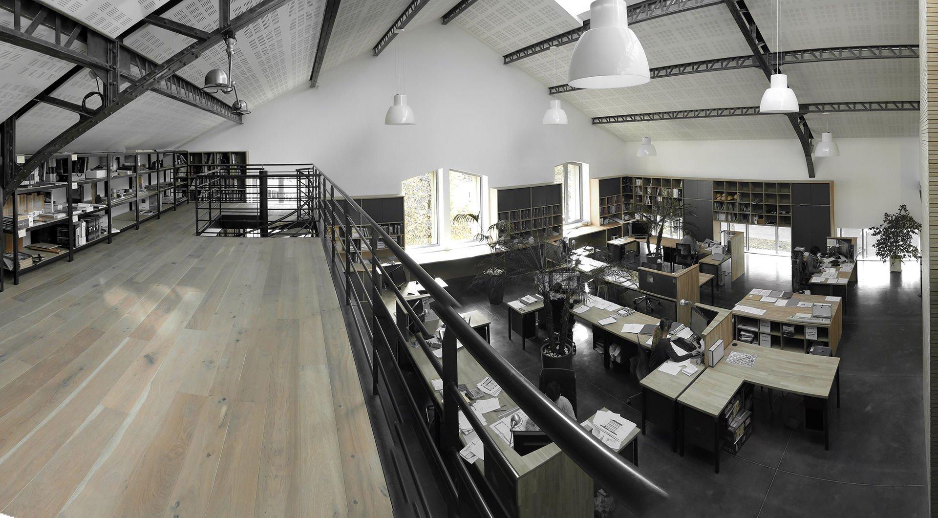 Panorama Atelier Rivat 53 cours Faureil