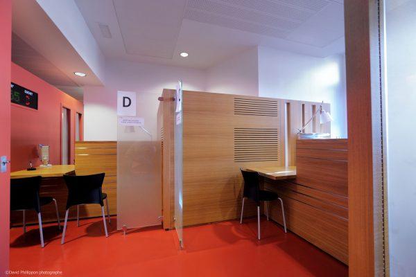 Atelier Rivat - Réaménagement d'un Palais de Justice