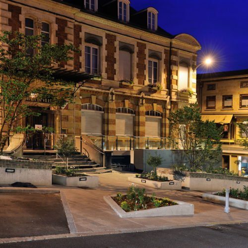 Atelier Rivat - Réhabilitation de la Mairie de Firminy