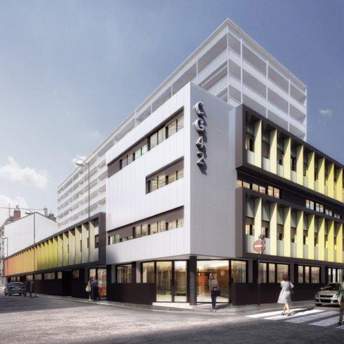 Atelier Rivat - Rénovation des performances énergétiques et architecturales du CG 42