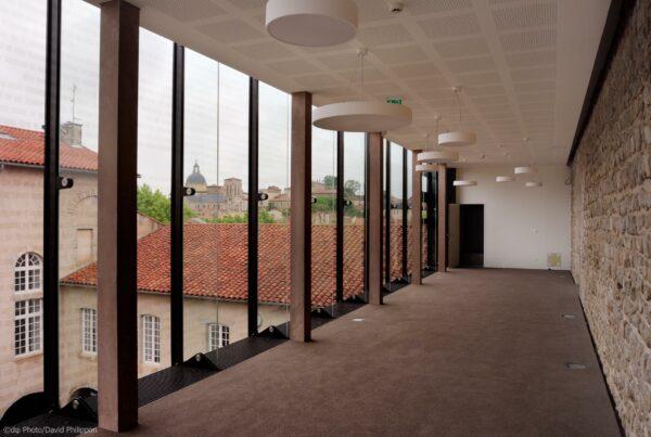 Atelier Rivat - Médiathèque de Montbrison