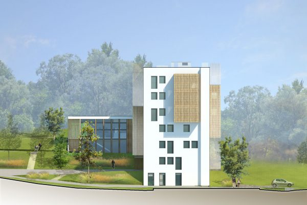 Restructuration et Rénovation du 22 Rue Paul Petit # labellisé Passivhaus # Atelier d'architecture RIVAT