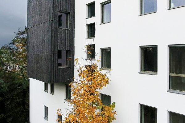 facade est detail
