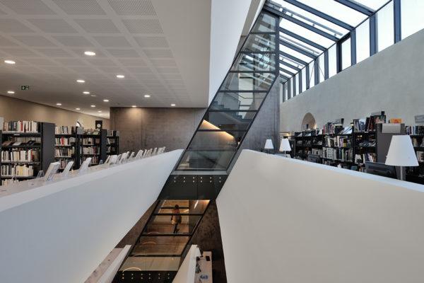 Médiathèque de Montbrison Atelier RIVAT