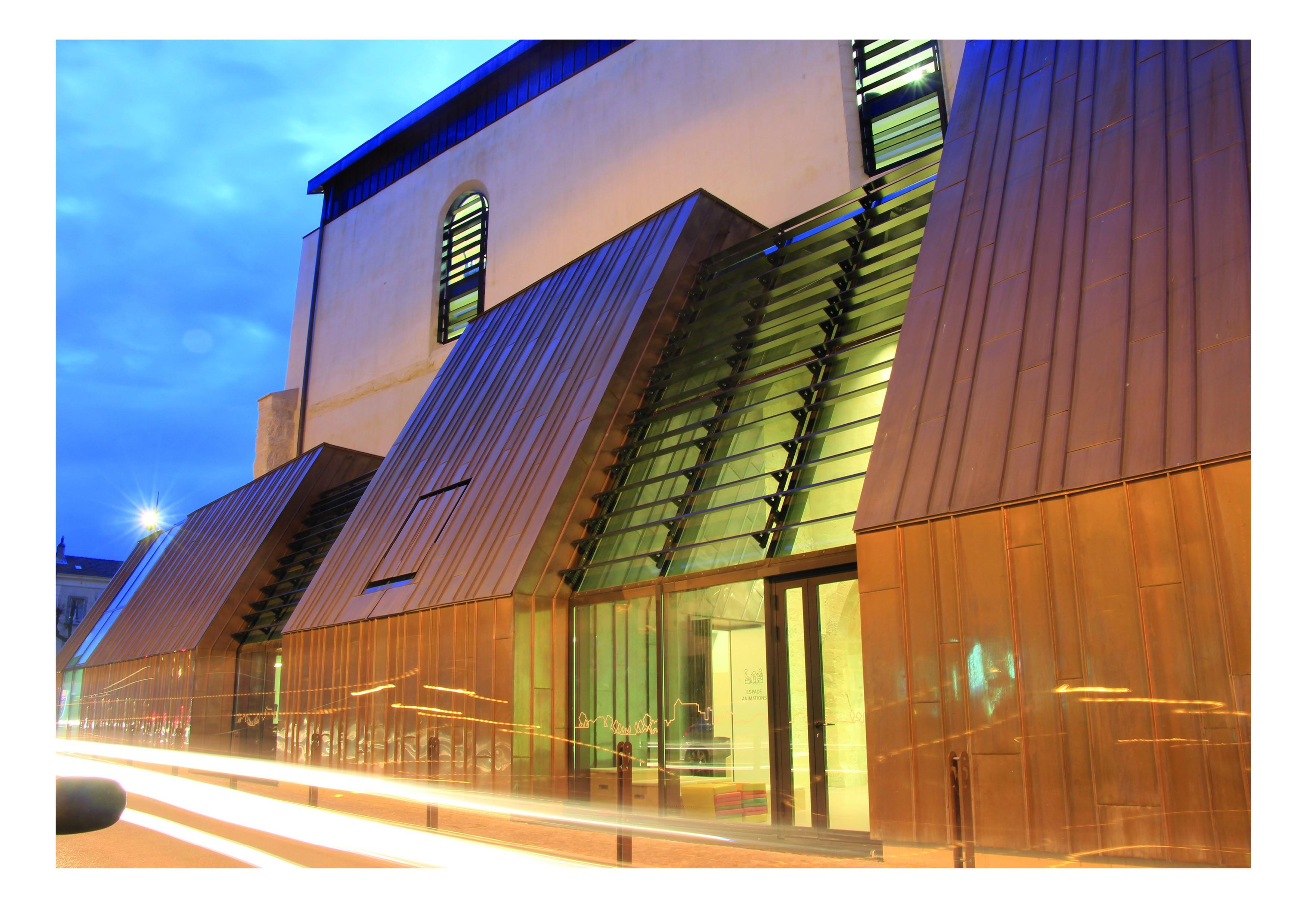 Nouvel article sur la Médiathèque de Montbrison