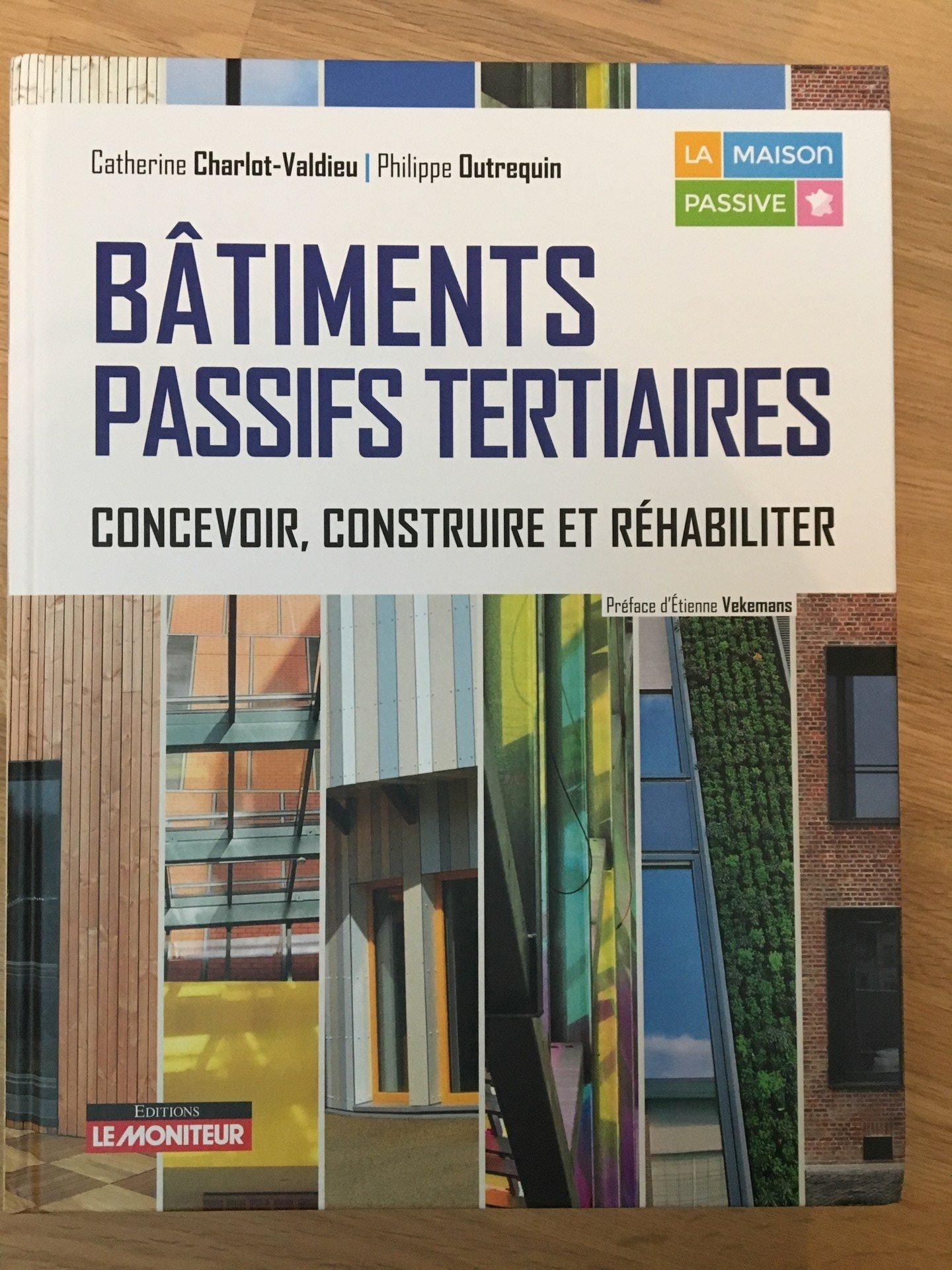 Nouvelle publication le Moniteur «Bâtiments passifs tertiaires»