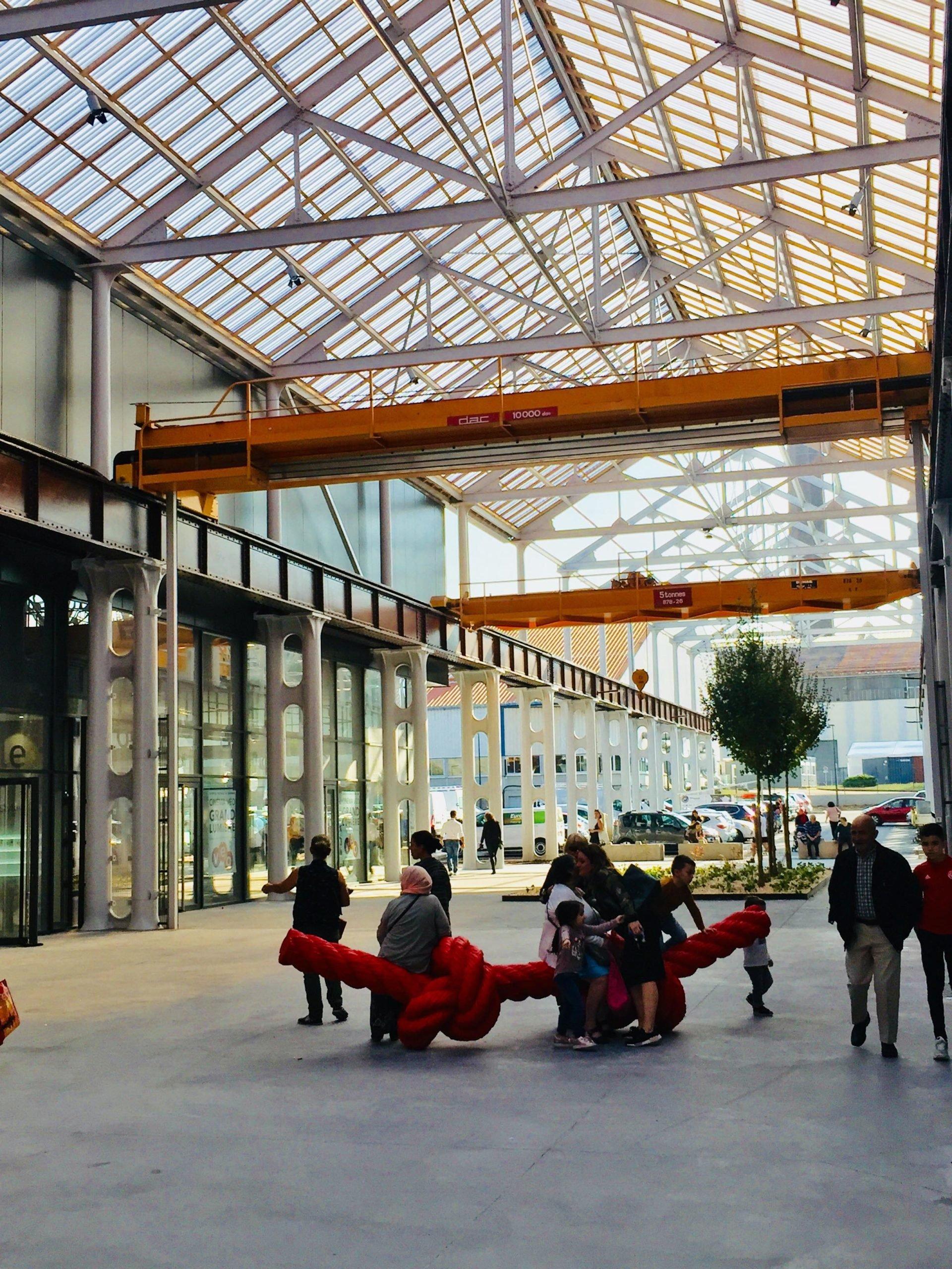 Rétrospective du projet Novacieries à St Chamond