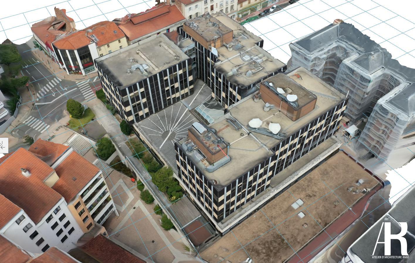 NOUVEAUTE : L'utilisation de la photogrammétrie par drone