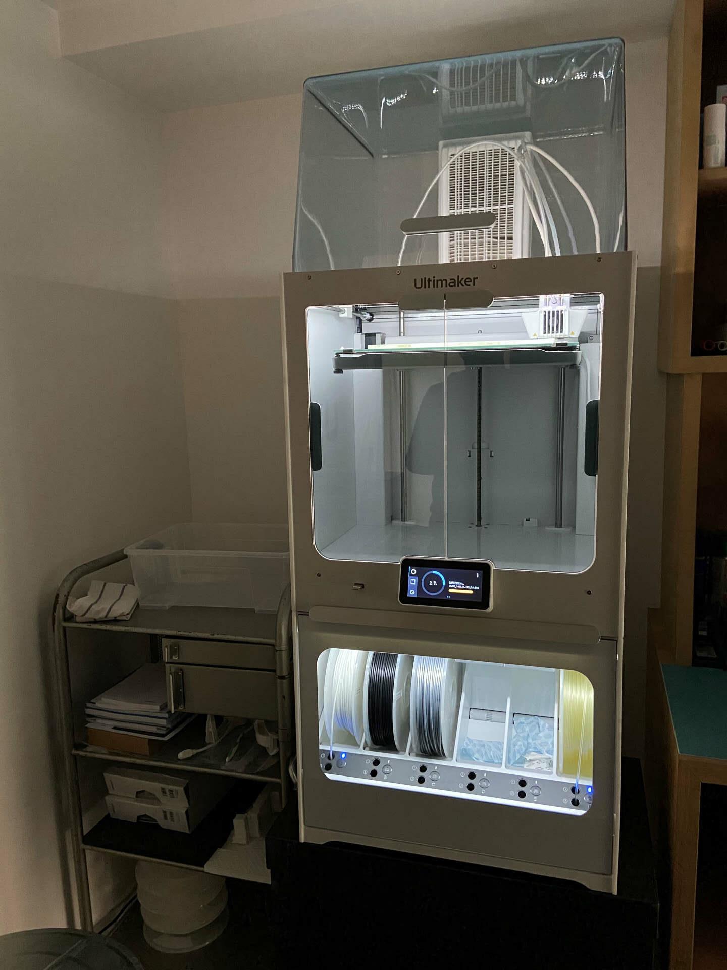 NOUVEAUTE : Nouvelle imprimante 3D