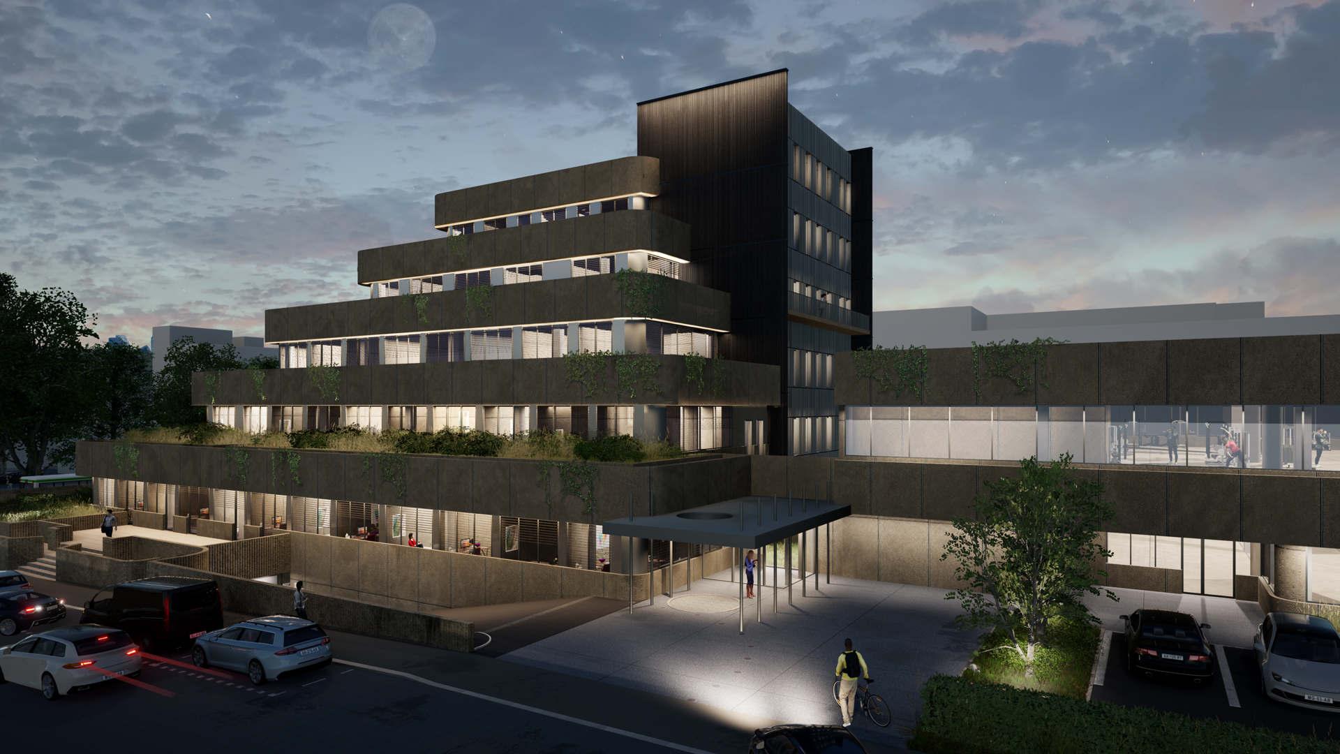 ACTUALITE : Une future résidence étudiante haut de gamme